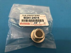 GENUINE LEXUS GS460 IS250 IS350 FRONT DIFFERENTIAL DRAIN PLUG 90341-24016