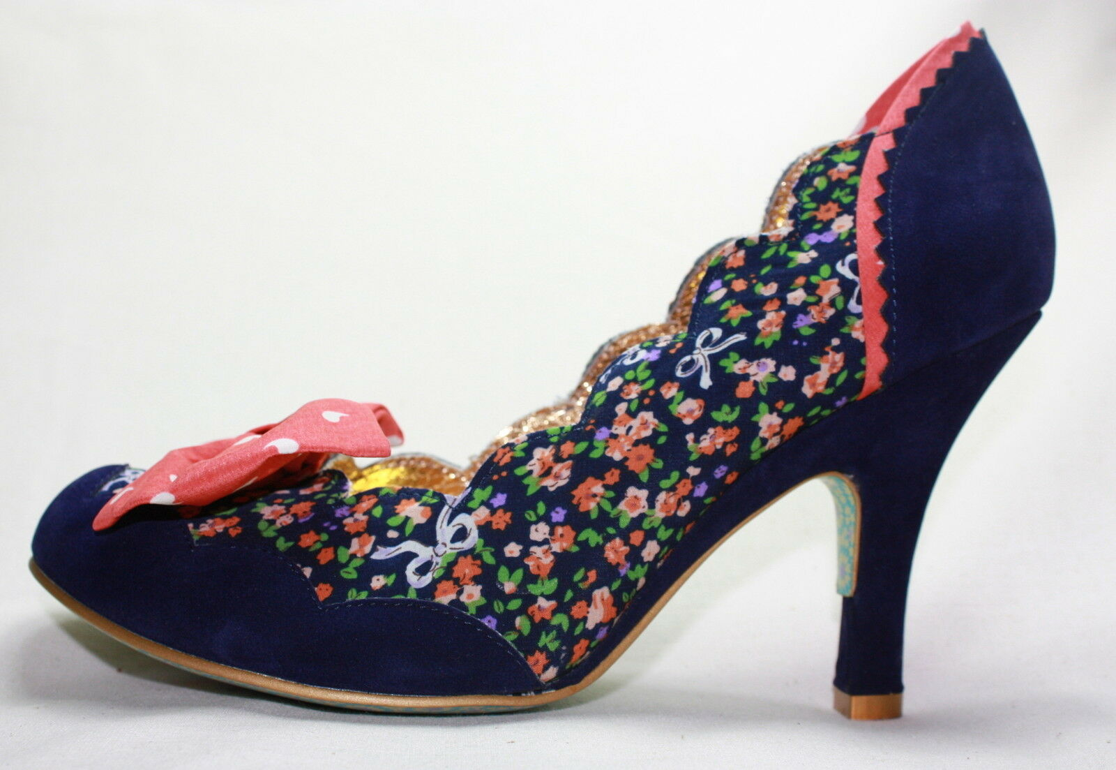 IRREGULAR IRREGULAR IRREGULAR CHOICE Pumps >> Beach Trip << 7d164d