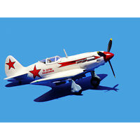 Mrc Easy Model 1/72 Mig-3 Fighter 12th Iap Moscow Air Defense 1942