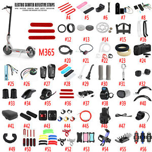 For-Xiaomi-Mijia-M365-Electric-Scooter-Various-Repair-Spare-Part-Accessorie-Lots