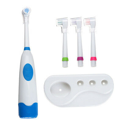 Clean Tool Electric toothbrush waterproof revolving toothbrush+ 3 Heads For Kids