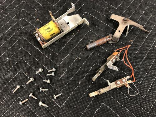 Stern Nine Ball Pinball Machine Playfield Slingshot Mech Switch Assembly Lot