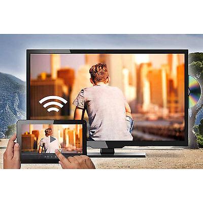 "19"" CELLO C19EFFT TRAVELLER 12v 12 volt HD CARAVAN SATELLITE TV FREEVIEW DVD USB"