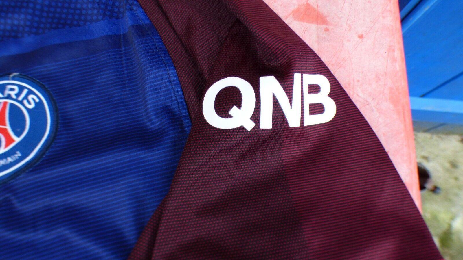 Fußballtrikot PSG XL XL XL Fly Emirate QNB d873ea
