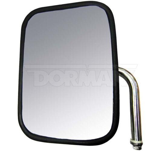 For Ford E-150 250 350 Econoline Left or Right Manual Door Mirror Dorman 9551384