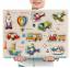 miniature 26 - Nouveau bébé enfants en bois puzzle Puzzle Jouets forme trieur Educational Learning Toy UK