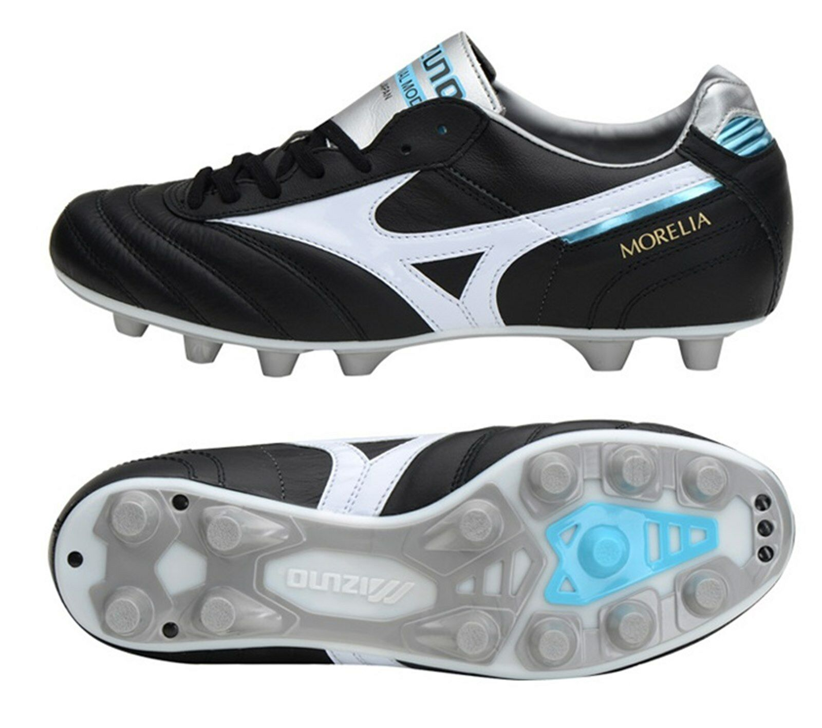 Mizuno Men Morelia II Neo JAPAN Cleats Soccer Football Schuhes Spike P1GA180102