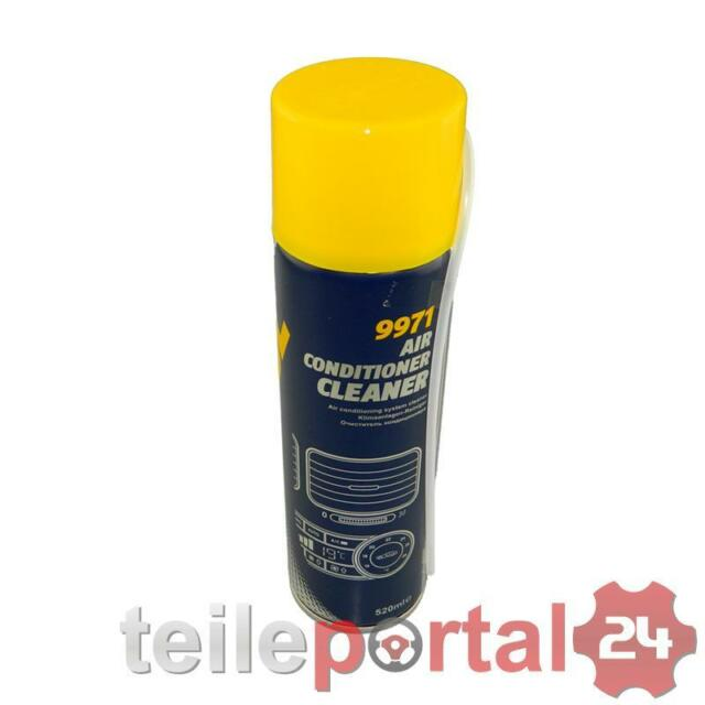[14,81 Eur / 1L ] 520ml Mannol 9971 Air Conditioner Limpiador Aire Acondicionado