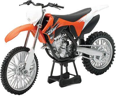 DIE-CAST REPLICA KTM 2011 350SX MX BIKE 1:12