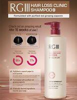 Flordeman Rgiii Hair Loss Clinic Shampoo (520mlx2 ).us-seller+free Gifts&samples