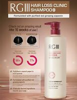 Flor De Man Rgiii Hair Loss Clinic Shampoo (520ml).us-seller+free Gifts&samples