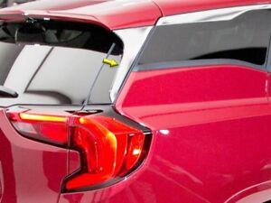 2PC-Stainless-Steel-Rear-Window-Trim-RW58275-For-GMC-TERRAIN-2018-2019