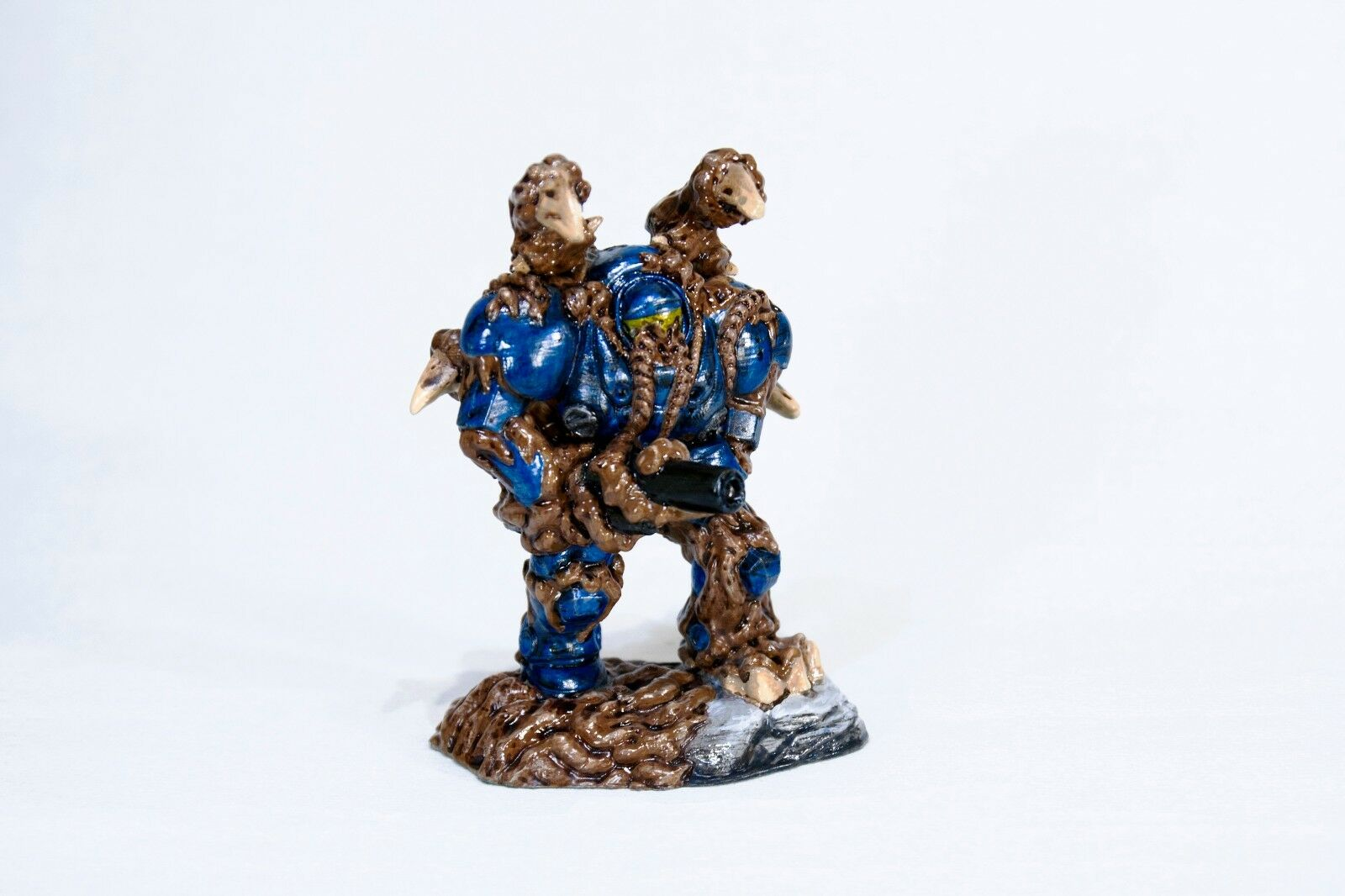 Blizzard StarCraft Infested Terran Figure