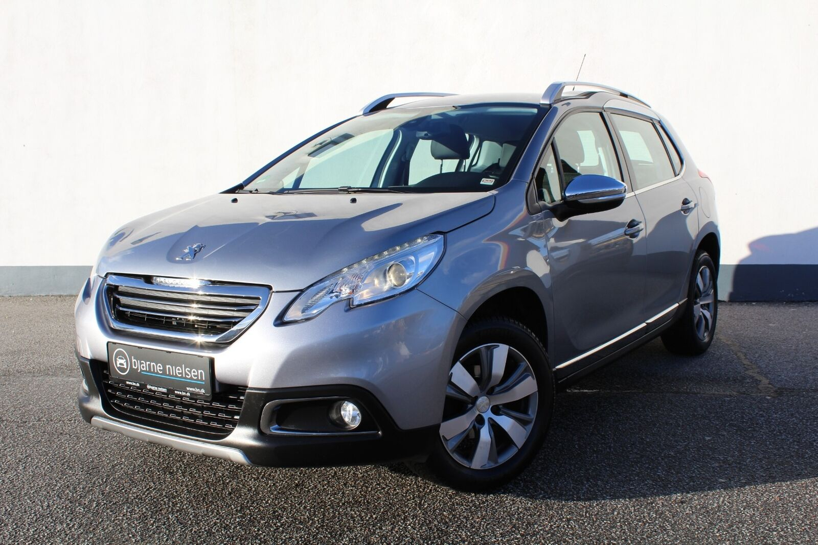 Peugeot 2008 Billede 5