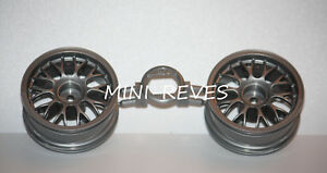 58193 Porsche 911 GT1//TA03R-S Tamiya Pair Of Rims Type Bbs 1//10 26mm 2
