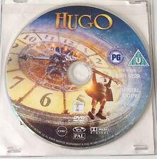 DVD: HUGO - Rated PG - disc only - replacement