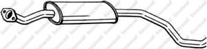 Mittelschalldämpfer für Abgasanlage BOSAL 281-579
