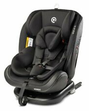 Autositz Kinderautositz Caretero Mundo Black 360° ISOFIX 0-36 kg Gruppe 0/1/2/3