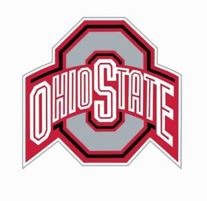 Ohio-State-Buckeyes-Football-Full-Color-Logo-Sports-Decal-Sticker-FREE-SHIPPING