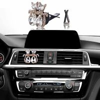 Bling Bling Car Accessories Interior Decoration For Girls Women - Loving Cats