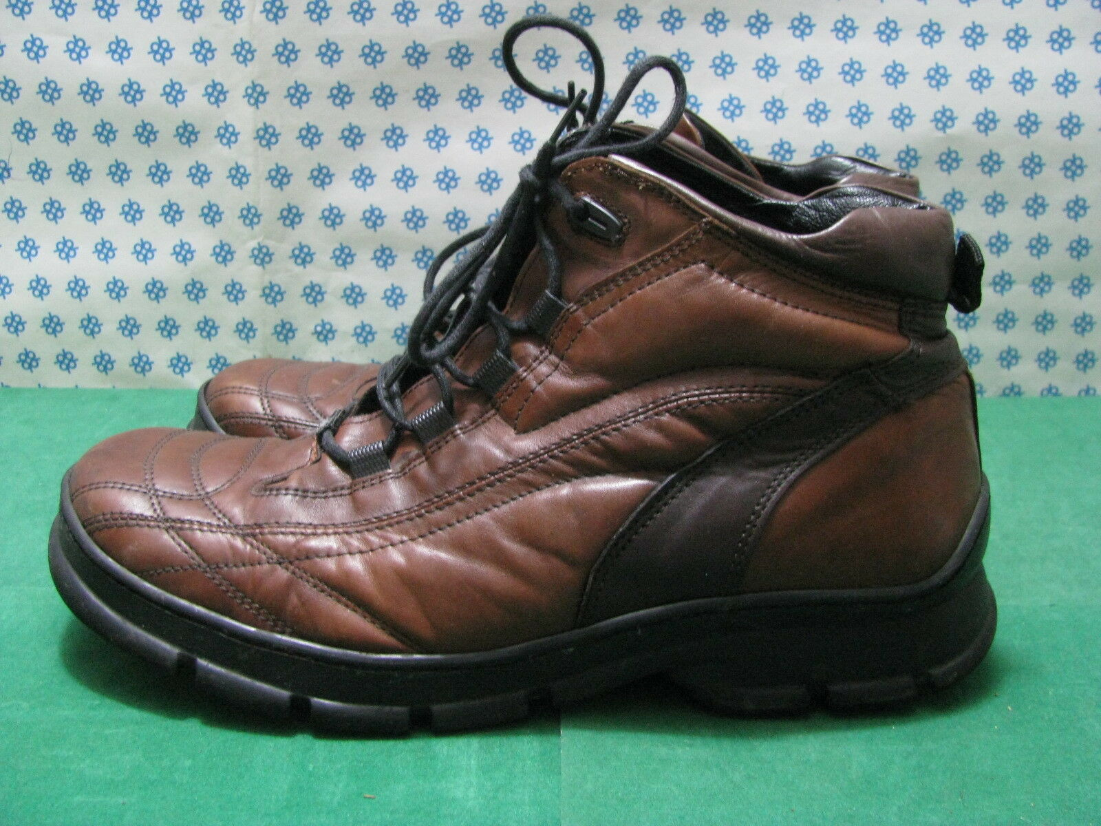 Boots Genuine Leather Supersoft, Heavy Duty - N°45 - K.  K Made in Itaky