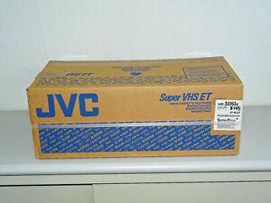 JVC HR-S6960 High-End S-VHS ET Videorecorder, OVP&NEU, 2 Jahre Garantie