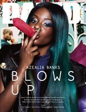 DAZED & CONFUSED,Azealia Banks,Pussy Riot,William Gibson, Jon Savage,Cat Power
