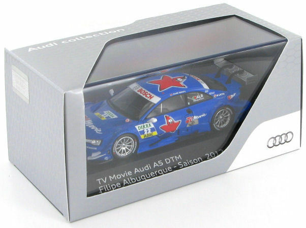 Audi 1:43 A5 Filipe Albuquerque DTM 2012 1:43 Audi (Audi collection) 37554a