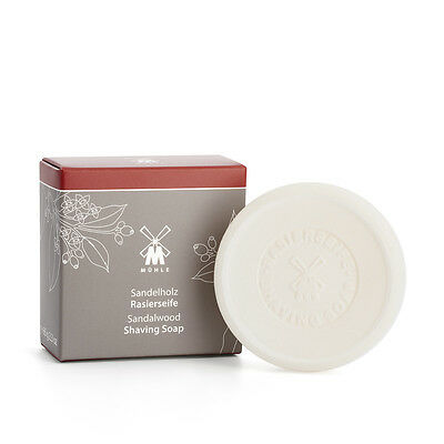 Muhle Sandalwood Shaving Soap Refill 65g All Natural Ingredients Curing Cough And Facilitating Expectoration And Relieving Hoarseness Health & Beauty Shaving Creams, Foams & Gels