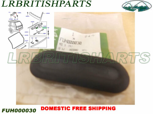 LAND ROVER END DOOR RELEASE BUTTON CONTROL RANGE ROVER 03-12 OEM FUH000030