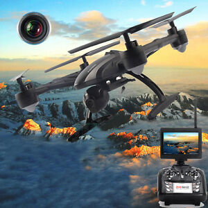 New-JD509-FPV-2-4Ghz-4CH-RC-6-Axis-Quadcopter-Drone-with-2MP-HD-Camera-RTF-UFO