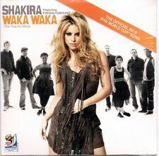 SHAKIRA - WAKA WAKA - CD SINGOLO CARD SLEEVE NUOVO SIGILLATO WORLD CUP 2010