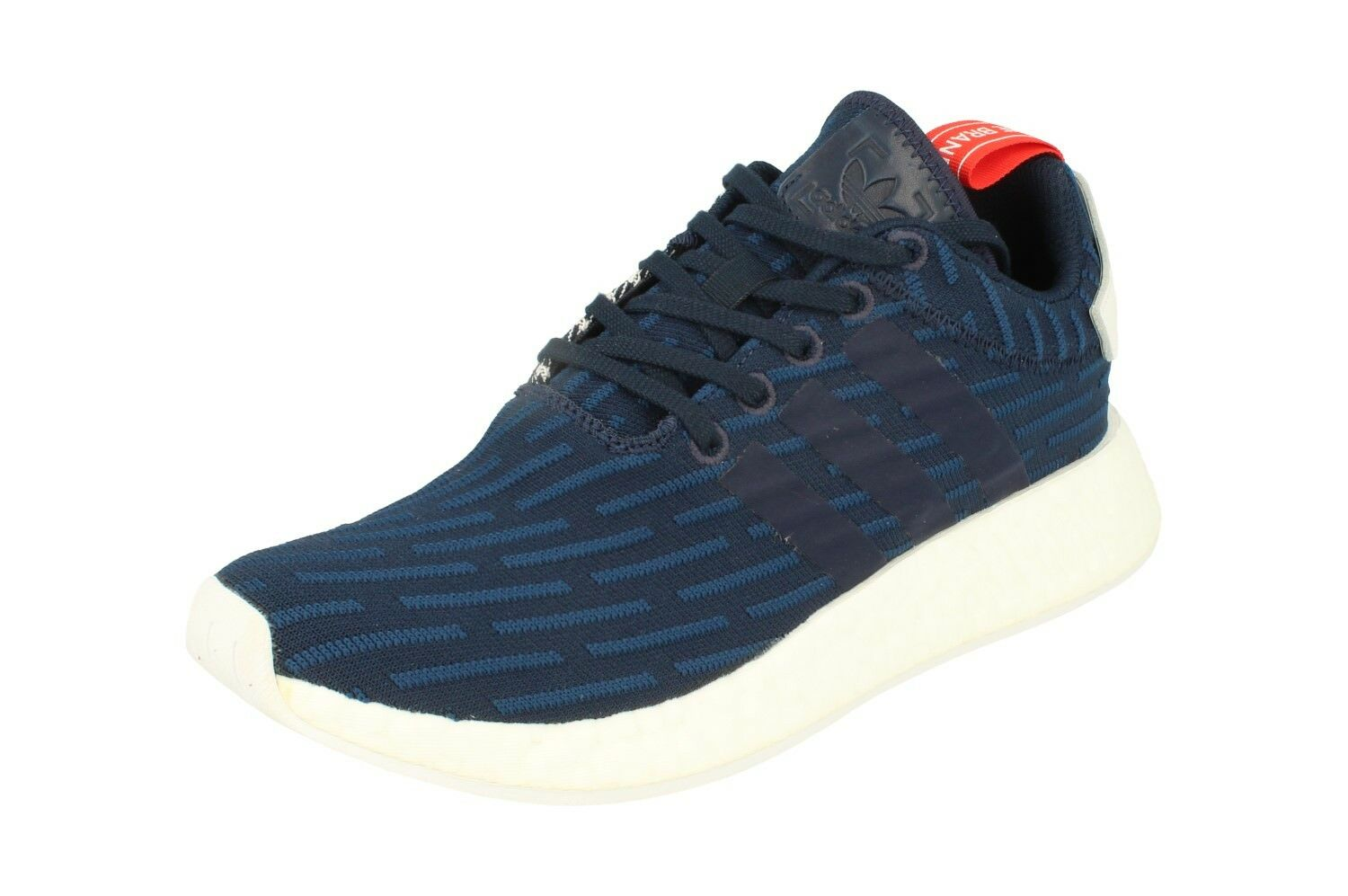Adidas Originals Nmd_R2 Pk Mens Running Trainers Sneakers BB2952