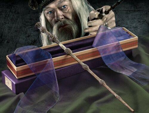Harry Potter Noble Collection Baguette Ollivander Professeur Dumbledore