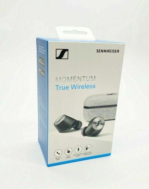 #@=NEW!=@# Sennheiser Momentum True Wireless PREMIUM Bluetooth Earphones Earbuds