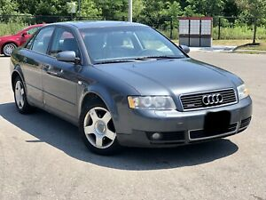 2003 Audi A4 1.8T —GOOD CONDITION— —NEED GONE—