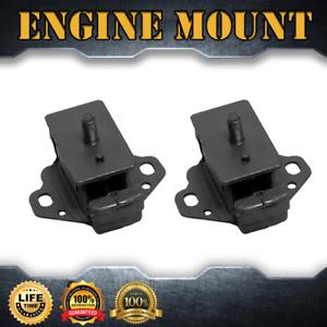 Engine Motor/& Trans Mount Set 2PCS For 1994-1998 TOYOTA T100 L4 2.7L 2694cc