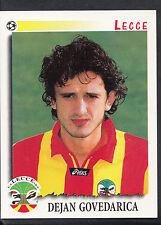 Panini Calciatori Football 1997 Sticker, No 202, Lecce - Dejan Govedarica