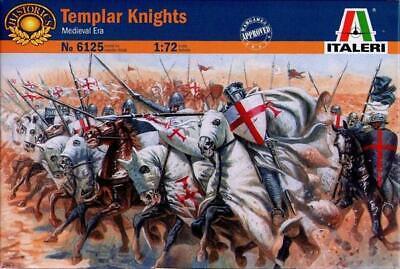 Cordiale Italeri - Templar Knights (medieval Era) - 1:72 - 6125