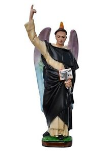 Saint-Vincent-Ferrer-resin-statue-cm-45