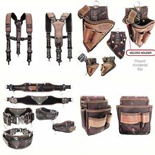 Professional Work Tool Belt Suspenders Multi holders Set KL Series Korea Made