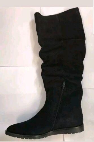 Boots 39 Eu Marina High Black Ladies San Knee wZX0P4cq