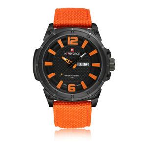 NAVIFORCE-Men-039-s-Sports-Military-Watch-Quartz-Day-Date-Quartz-Wrist-Watches