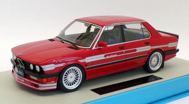LS Collectibles 1/18 Scale Model Car LS044C - BMW Alpina B10 3.5 - Red