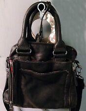 ESPRIT Neuwertig PREMIUM Handtasche LEDER Ledertasche DAMENTASCHE Schultertasche