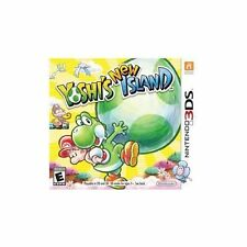 Yoshi's New Island (Nintendo 3DS) BRAND NEW -Fast Shipping!
