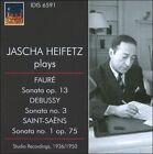Jascha Heifetz Plays French Music (CD, Apr-2010, IDIS)