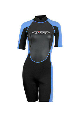 Dutiful Tilos 2mm Wetsuit Scuba Diving Equipment Surfing Lady Kayak Shorty J2120s Travel To Suit The PeopleS Convenience Boots, Booties