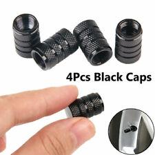 4pcs Aluminium Car Wheel Tyre Valve Stems Air Dust Cover Screw Cap Accessories