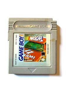 Nascar-Fast-Track-ORIGINAL-NINTENDO-GAMEBOY-GAME-Tested-WORKING-Authentic